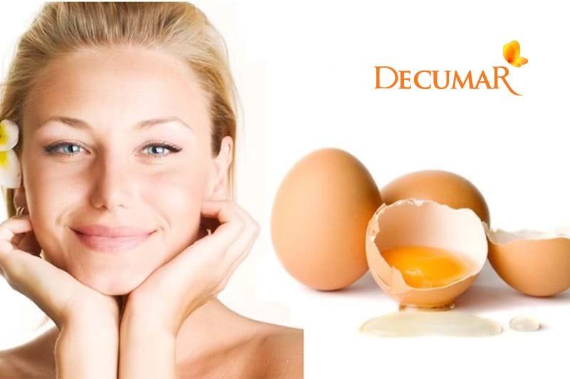 Làm đẹp da bằng trứng gà cho phụ nữ ngoài 30 Làm đẹp da bằng trứng gà cho phụ nữ ngoài 30