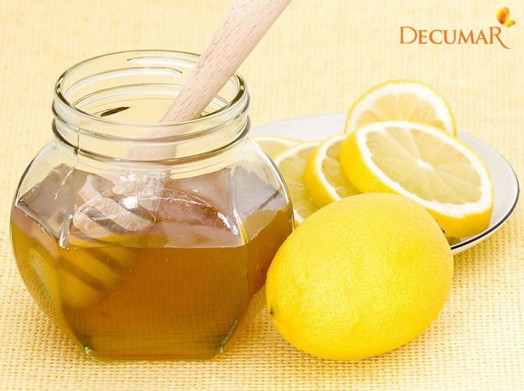 Cách trị mụn bằng chanh và mật ong
