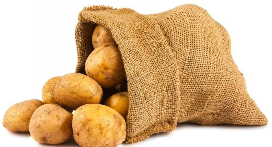 trị thâm từ khoai tây