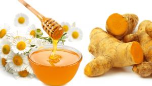 Giúp bạn trị sẹo rỗ tại nhà bằng mật ong và tinh bột nghệ