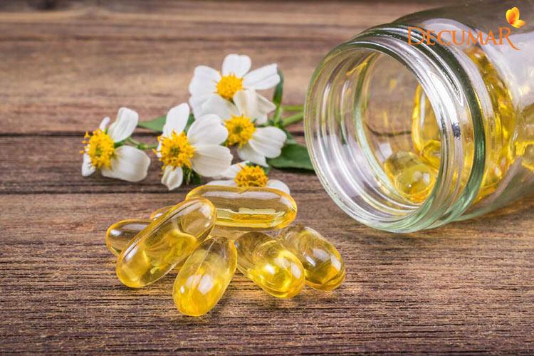 Viên nang vitamin E