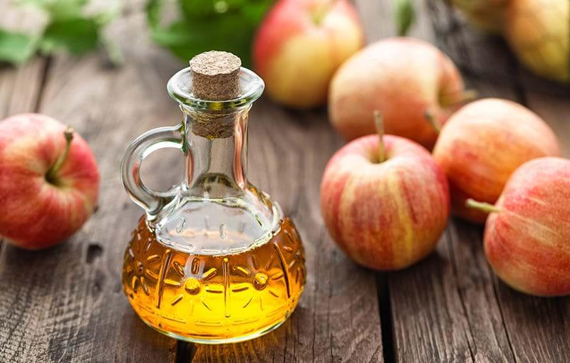 Tự tay làm toner giấm táo giúp trị mụn thâm nhanh chóng