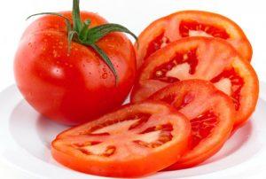 Trị sẹo rỗ bằng cà chua