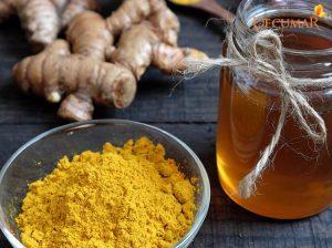 Công thức trị sẹo bằng nghệ và mật ong ĐẦY ĐỦ NHẤT cho bạn