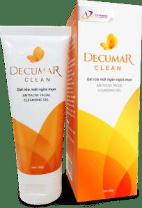 Gel rửa mặt – Decumar Clean 100g