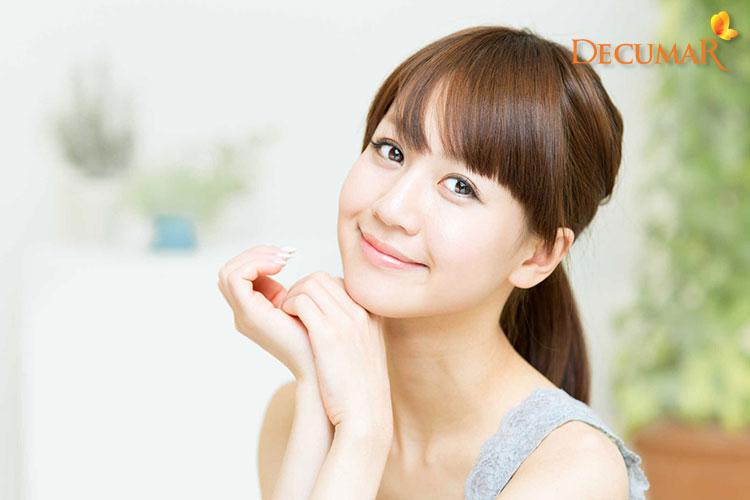 Sữa rửa mặt ngăn ngừa mụn sẽ giúp len lỏi sâu vào lỗ chân lông làm sạch sâu làn da