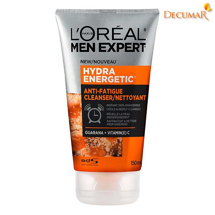 Sữa rửa mặt L'oreal Men-Expert Hydra Energetic