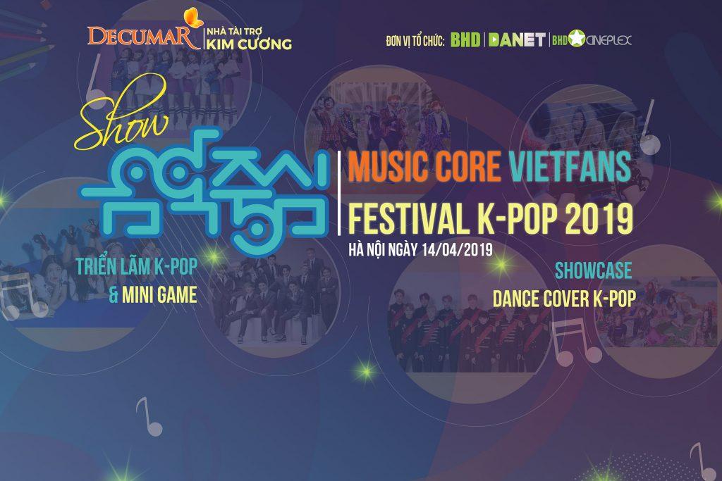 Sự kiện HOT nhất Tháng 4: Lễ hội hoành tráng cho fan Kpop Việt sắp bắt đầu