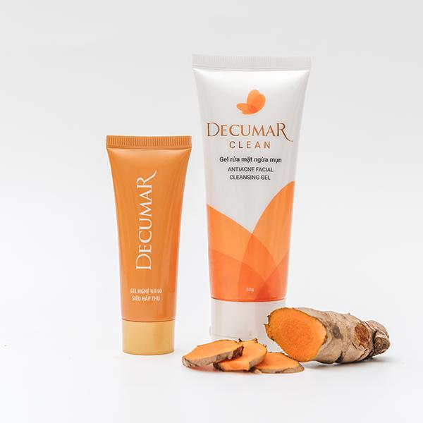 Gel Decumar và Decumar Clean