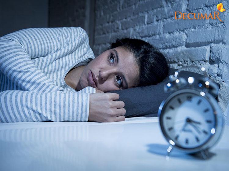 Nghệ vàng giúp giảm việc mất ngủ
