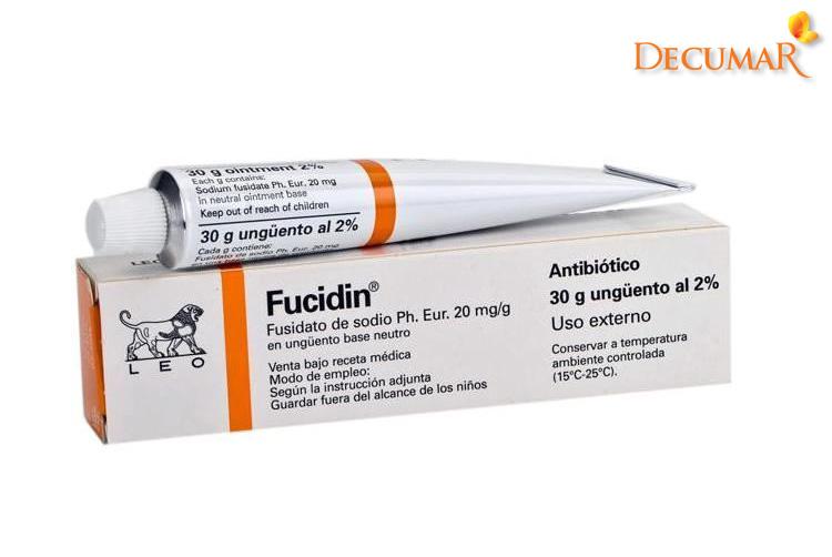 Fucidin có khả năng kháng khuẩn tốt, thẩm thấu sâu vào da