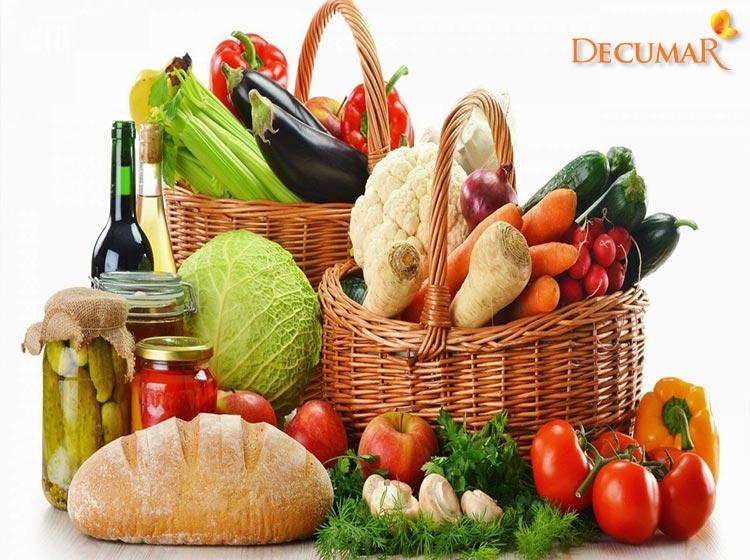 Áp dụng chế độ ăn uống điều độ