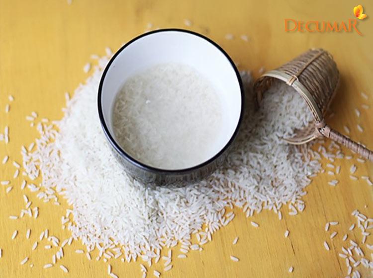 Nước cám gạo