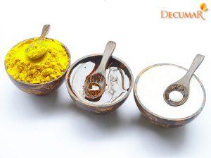 Bật mí 5 phương pháp trị mụn bằng tinh bột nghệ mật ong hiệu quả