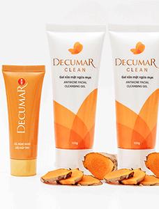 Combo Decumar Clean – Freeship