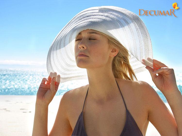 Ánh nắng ảnh hưởng tới trị thâm sẹo sau mụn trên da