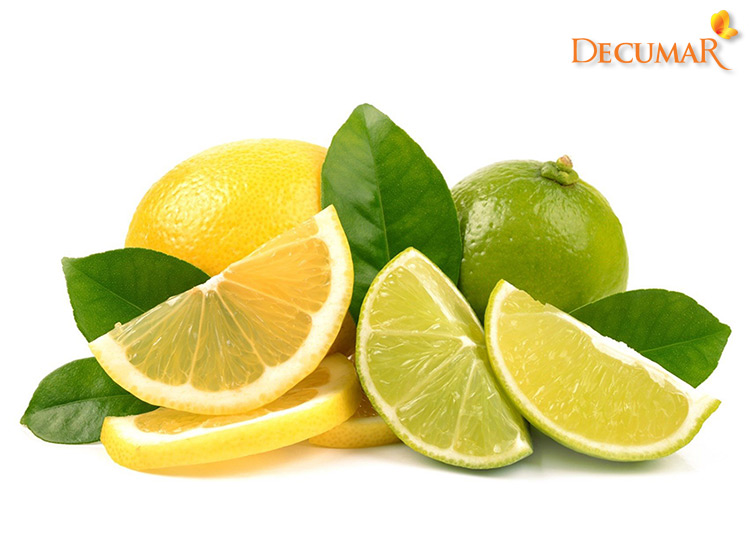 Chanh - Nguyên liệu trị sẹo thâm từ thiên nhiên dễ kiếm trong gian bếp mỗi gia đình