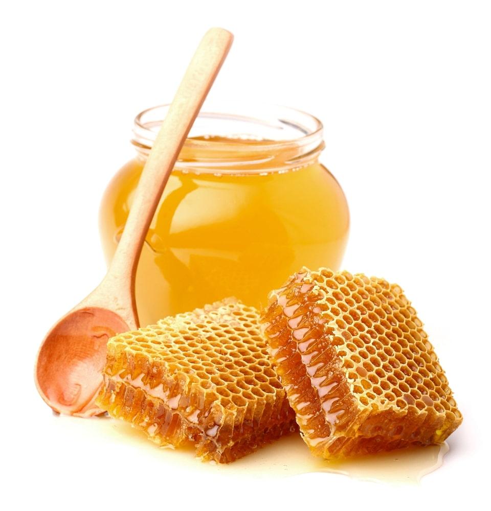 mật ong nguyên chất
