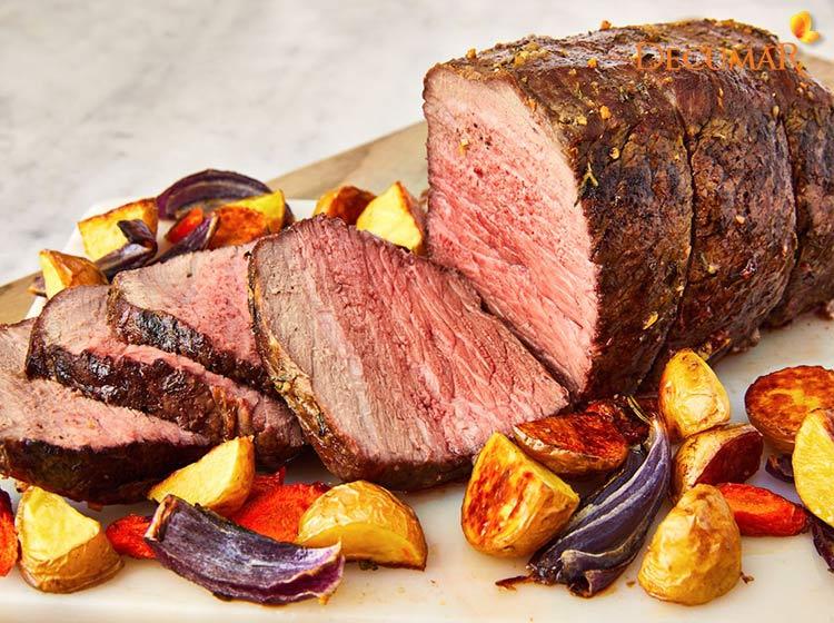 Kiêng ăn thịt bò khi đang trị sẹo thâm
