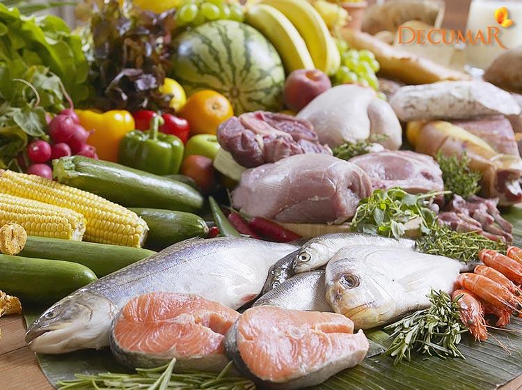 Phục hồi da mỏng dễ bị trầy xước bằng thực phẩm
