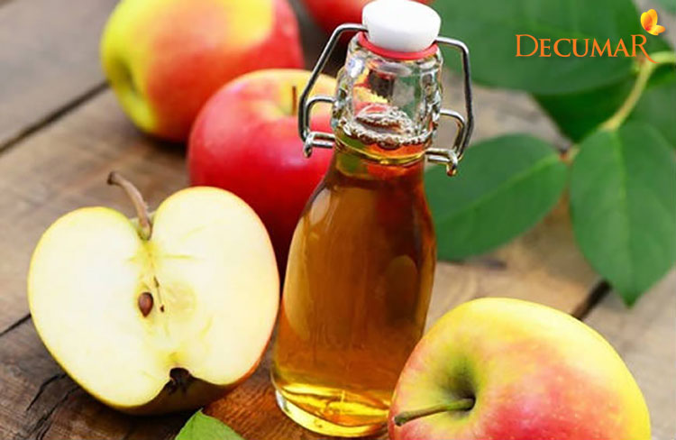 Dùng giấm táo trị sẹo rỗ thâm tại nhà đơn giản nhanh chóng