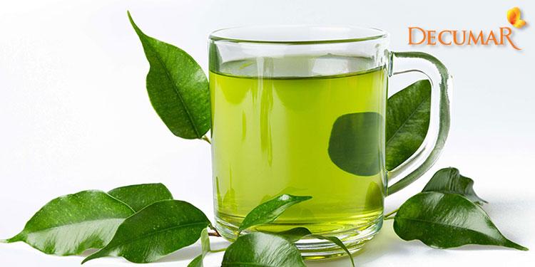 Cách trị sẹo thâm trong 1 tuần với nước trà xanh