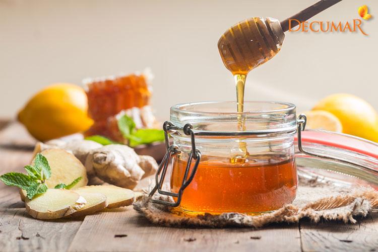 Mật ong vừa giúp trị mụn bọc lại còn có công dụng dưỡng da rất tốt