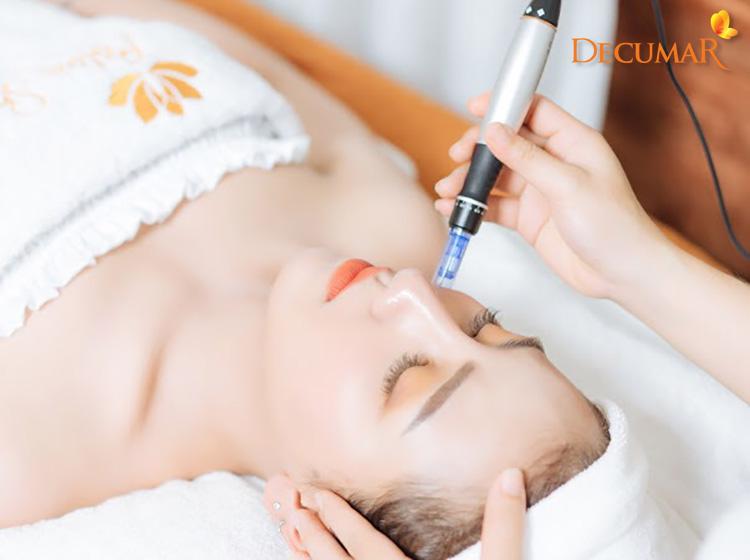 Cần tuân thủ nghiêm ngặt quy trình phi kim trị thâm sẹo