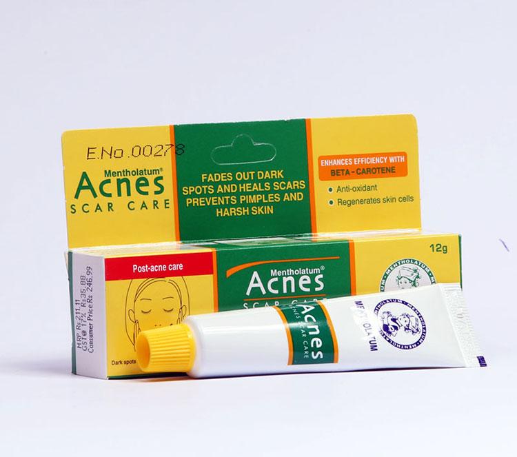 Acnes Scar Care là cái tên không còn xa lạ trong những sản phẩm trị thâm sẹo
