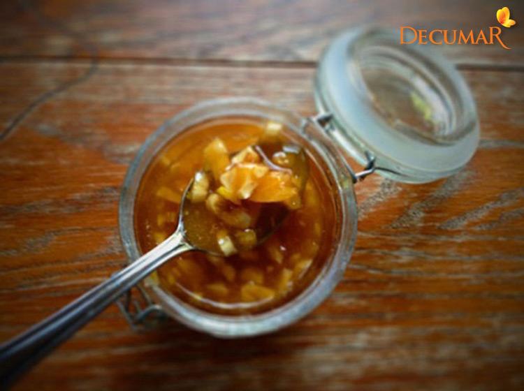 Công thức trị sẹo thâm ghẻ bằng tỏi và mật ong