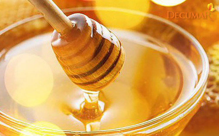 Mật ong giúp trị mụn viêm đồng thời ngăn ngừa sẹo thâm một cách hiệu quả