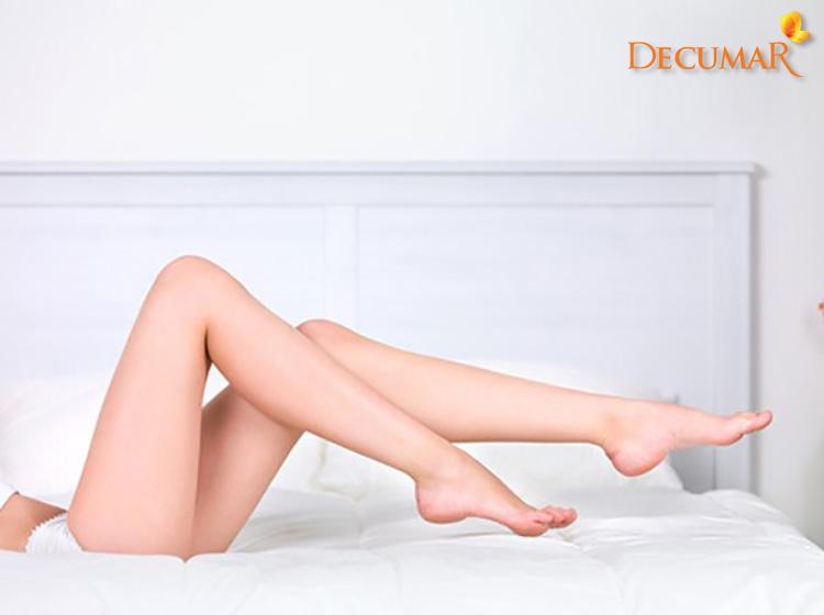 Chân của bạn sẽ được hết thâm sẹo nhanh chóng khi áp dụng phương pháp phi kim tế bào gốc