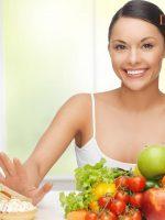 Bật mí chế độ ăn trị mụn thâm nhanh chóng với 8 nguyên tắc