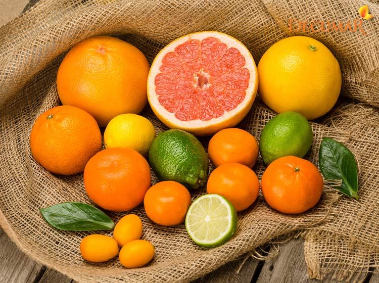 Các loại cam, bưởi, chanh