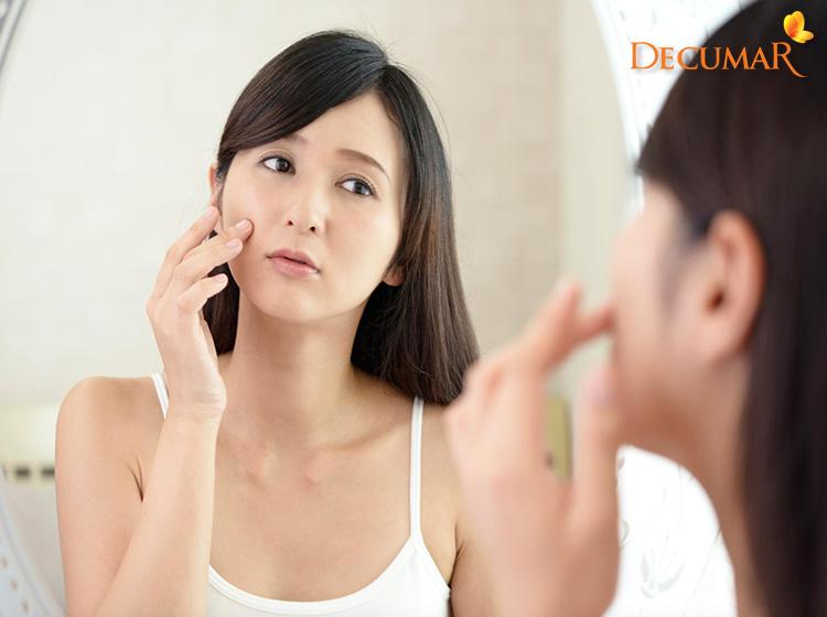 Việc vệ sinh da mặt vô cùng quan trọng tới khả năng lên mụn và hình thành mụn viêm lâu năm