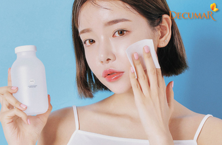 Giữ vệ sinh cho da sẽ giúp ngăn ngừa và hạn chế các nguy cơ bị mụn viêm trên da một cách tối đa
