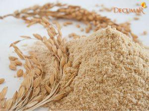 Bỏ túi 5+ cách TRỊ MỤN VIÊM bằng cám gạo thực hiện TẠI NHÀ