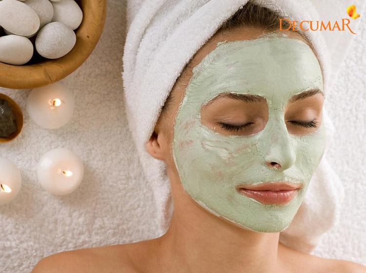 Kiên trì sử dụng 1 loại mặt nạ thiên nhiên trị mụn và vết thâm phù hợp