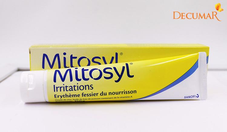 Gel trị thâm sẹo rỗ Mitosyl Irritation