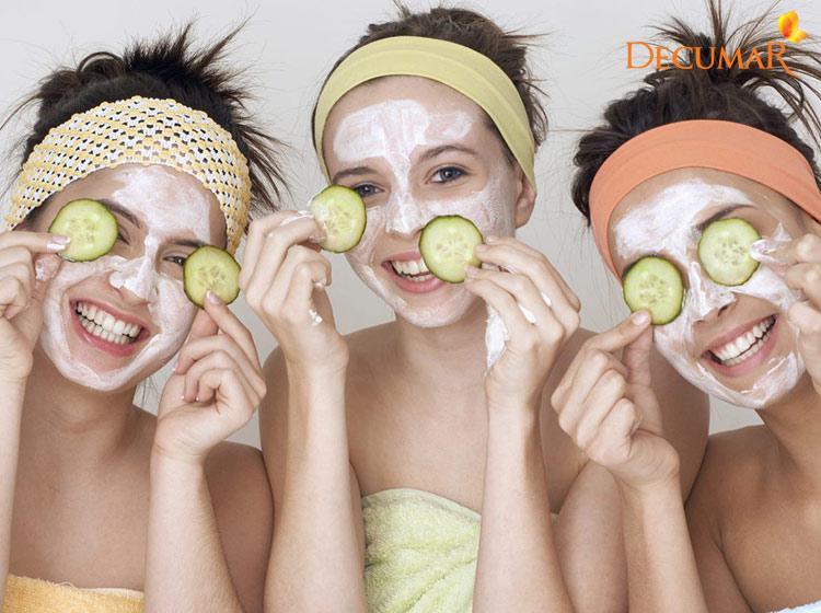 Sử dụng mặt nạ trị mụn và vết thâm phù hợp cho từng loại da
