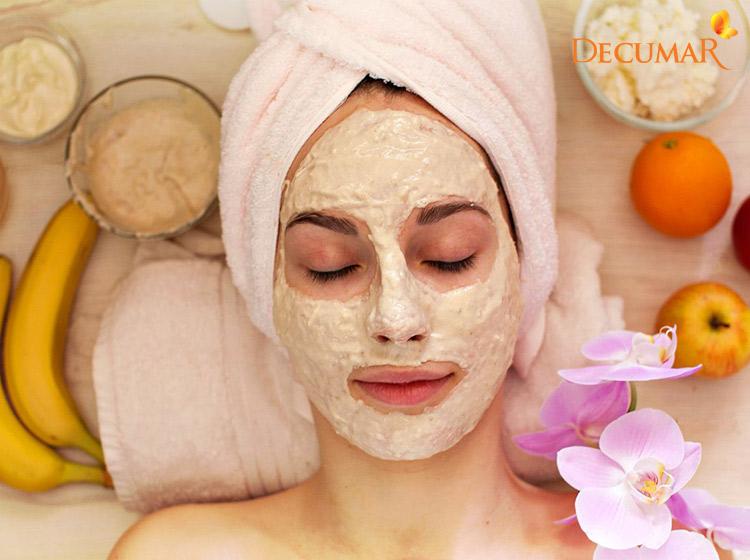 9 công thức mặt nạ thiên nhiên trị mụn và vết thâm cho từng loại da