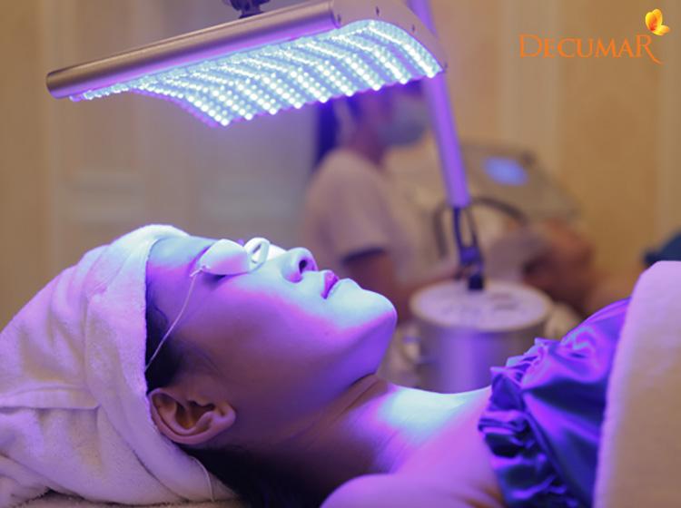 Oxy Led là công nghệ trị mụn từ Đức được rất nhiều người tin dùng