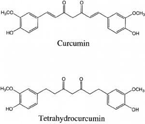 Công thức chặn đứng mụn với Tetrahydrocurcumin