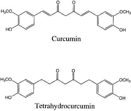 Tetrahydrocurcumin là thành phần trong Decumar Pure