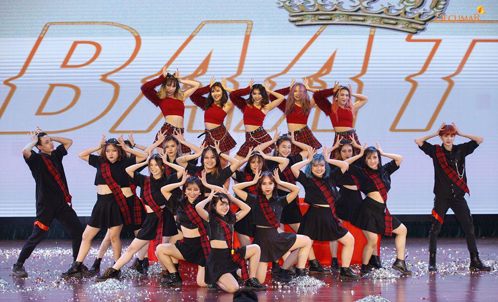 Decumar – Nhà tài trợ Vàng cuộc thi Kpop Dance For Youth