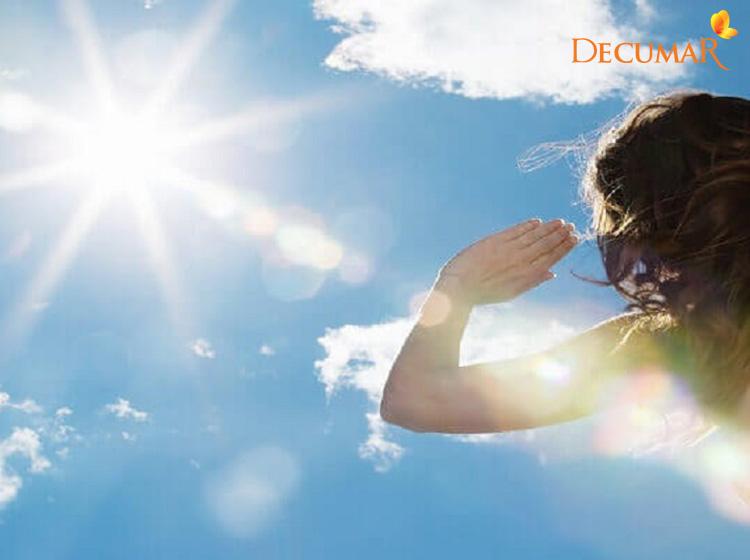 Tia UV có trong ánh nắng chính là kẻ thù số 1 của làn da