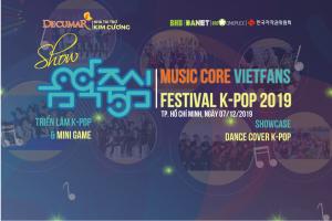 """Decumar tiếp tục """"chiêu đãi"""" Fan Club Kpop bữa tiệc sôi động tại TP HCM"""