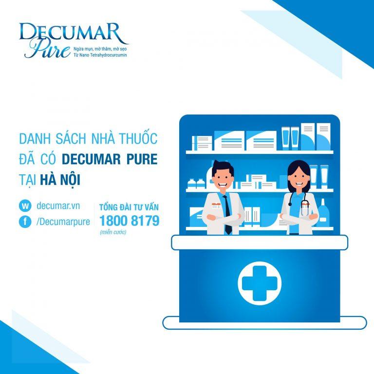 Điểm bán Decumar