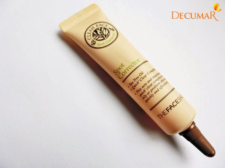 Gel trị vết thâm và mụn trên da The Face Shop Spot Corrector