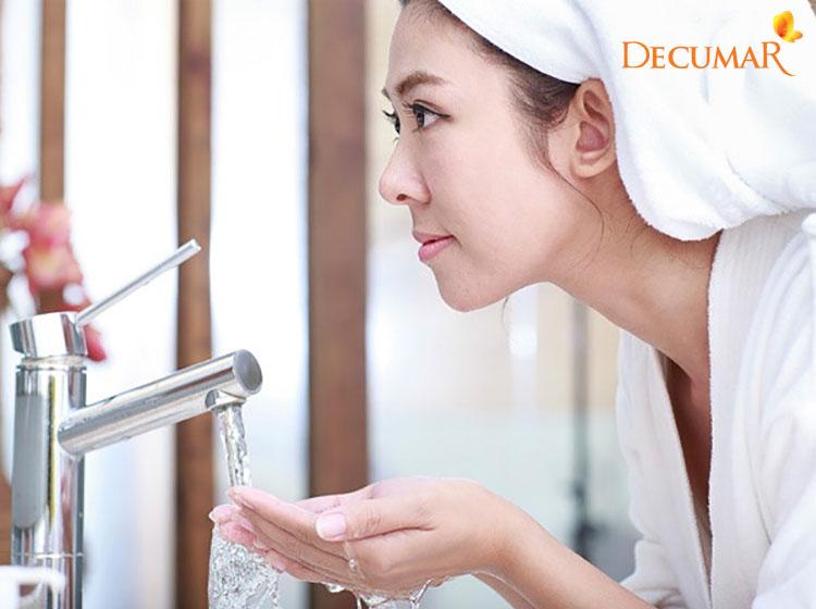 Cần tuân thủ các bước chăm sóc da và vệ sinh mặt để hiệu quả sử dụng gel trị mụn và vết thâm đạt cao nhất